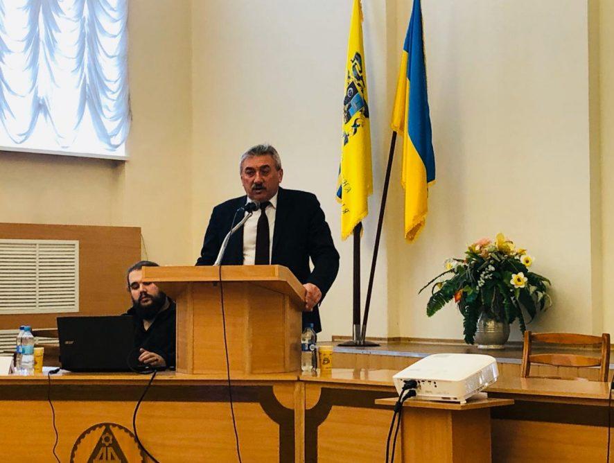 Засідання Ради Донецького наукового центру НАНУ і МОН України та Ради ректорів ВНЗ Донецької та Луганської областей